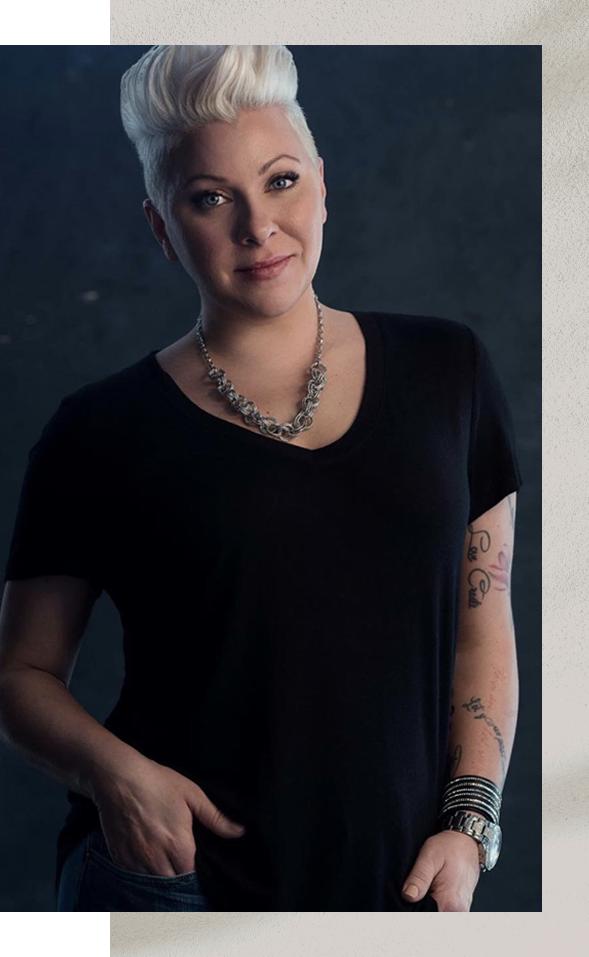 Makeup Artist Jen Kinford